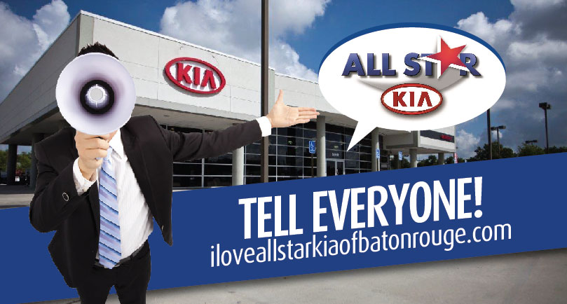 Great All Star Kia Of Baton Rouge